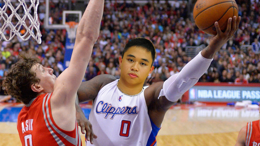 Rockets Clippers Basketball